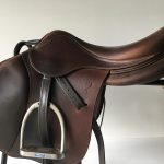 Antares Jumping Saddle
