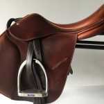 Luc Childeric Jumping Saddle