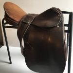 Stubben Tristan Saddle