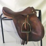All Purpose Leather Saddle