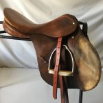 Stubben Siefried Saddle