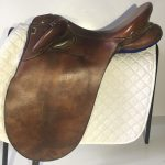 Syd Hill Youth/ ladies Stock Saddle