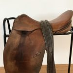 Stuart AP Leather Saddle
