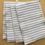 White Dressage Wrap Pads