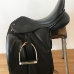 Porter Monoflap Dressage Saddle