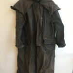 Driza-Bone Traditional oilskin long riding coat