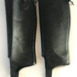 Dublin Leather Gaiters